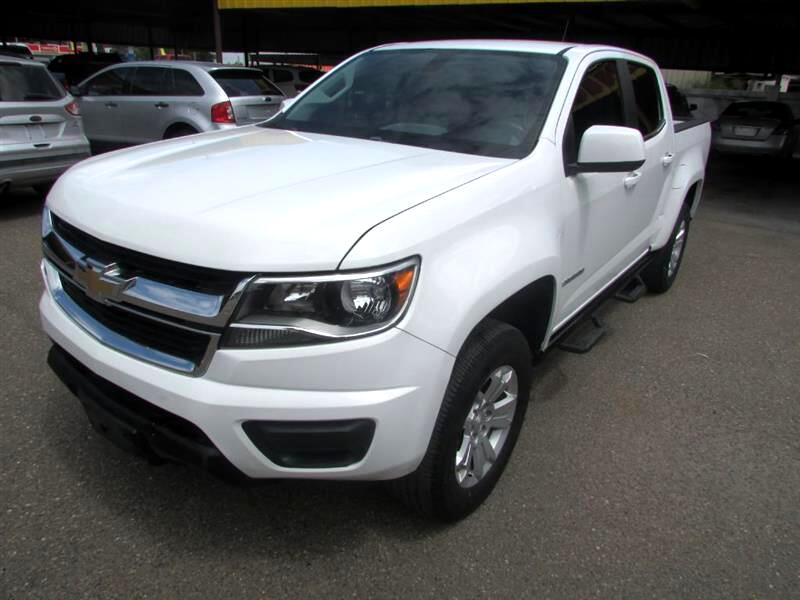 "Chevrolet Colorado 2WD Crew Cab 128.3"" LT 2016"