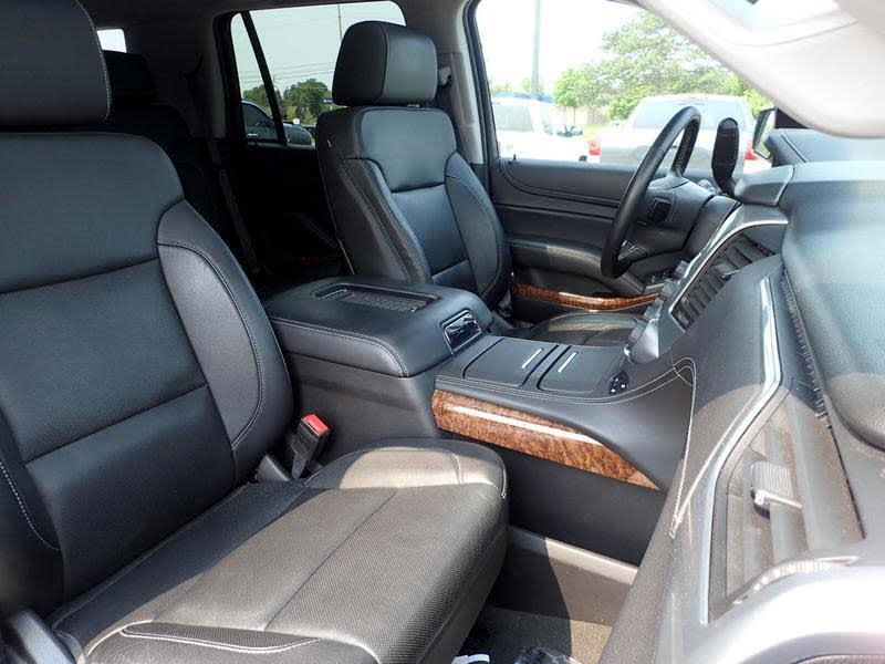 Chevrolet Tahoe 4WD 4dr LTZ 2016