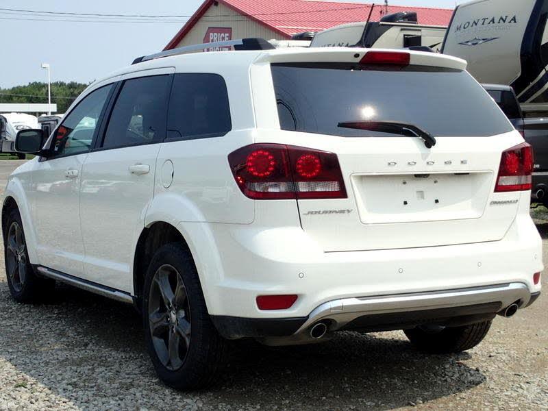 Used 2015 Dodge Journey FWD 4dr Crossroad for Sale in Dewitt MI