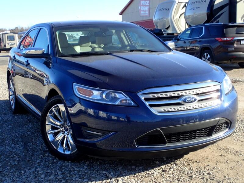 2012 Ford Taurus 4dr Sdn Limited FWD