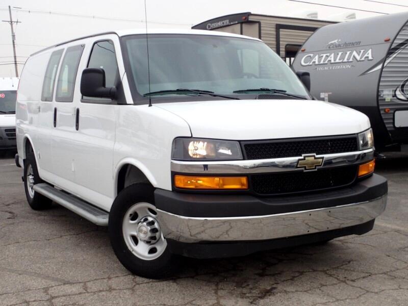 "2018 Chevrolet Express RWD 2500 135"""