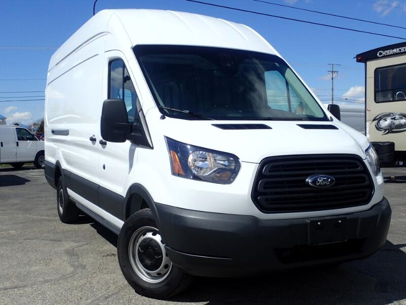 graphic relating to Printable in Transit Sign for Car named Employed 2018 Ford Transit T-250 148\