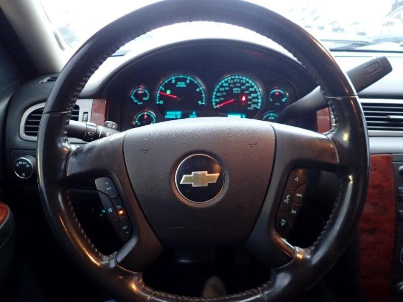 Chevrolet Silverado 2500HD LTZ Crew Cab 4WD 2011