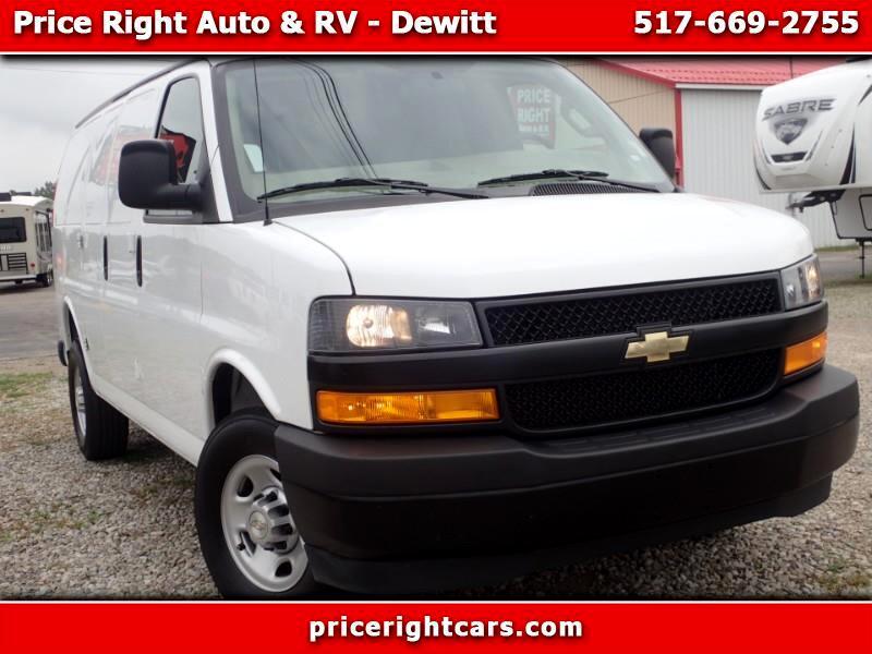 """2018 Chevrolet Express Cargo Van RWD 2500 135"""""""