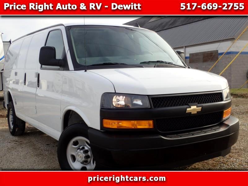 """Chevrolet Express Cargo Van RWD 2500 135"""" 2019"""