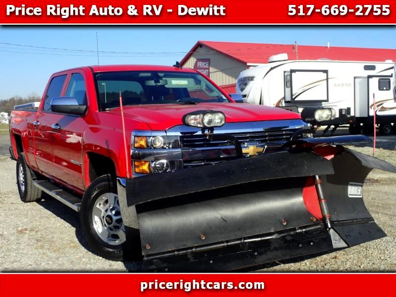 "Chevrolet Silverado 2500HD Built After Aug 14 4WD Crew Cab 153.7"" LT 2015"
