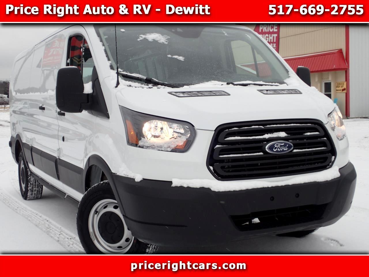 "Ford Transit Van T-250 148"" Low Rf 9000 GVWR Swing-Out RH Dr 2019"