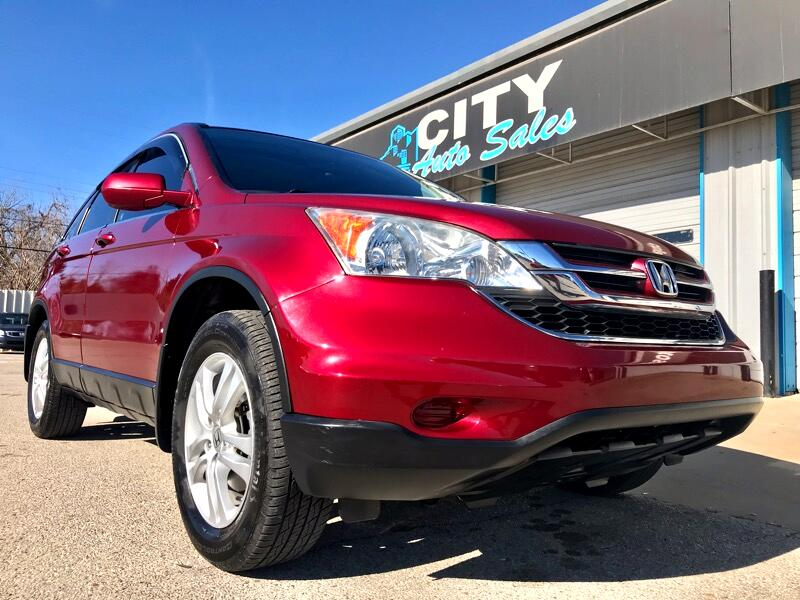2011 Honda CR-V EX-L 2WD 5-Speed AT