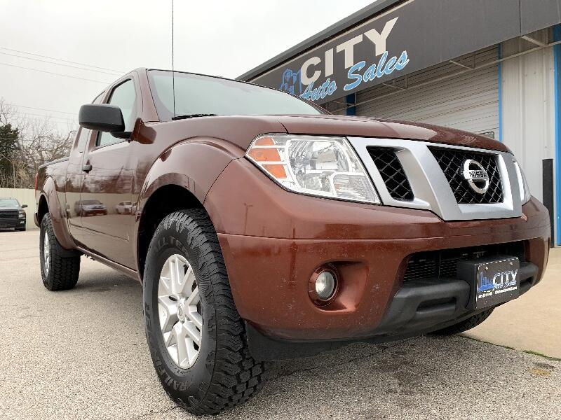 2016 Nissan Frontier SV King Cab 5AT 2WD