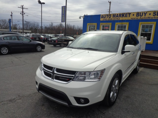 2011 Dodge Journey Luxury
