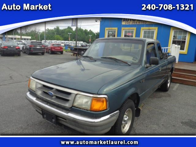 Ford Ranger XL SuperCab 2WD 1996