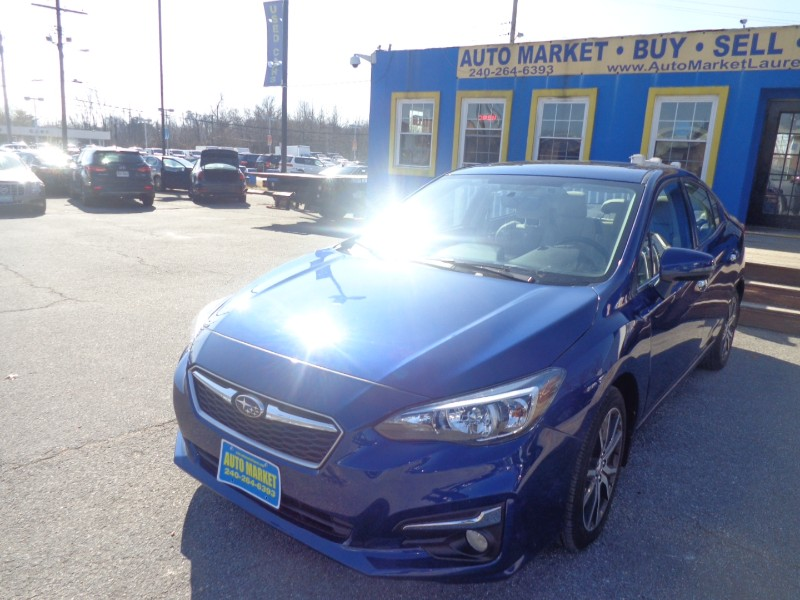 2017 Subaru Impreza 2.0i Limited CVT 4-Door