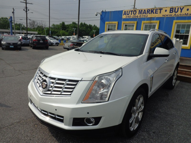 2015 Cadillac SRX Premium Collection AWD
