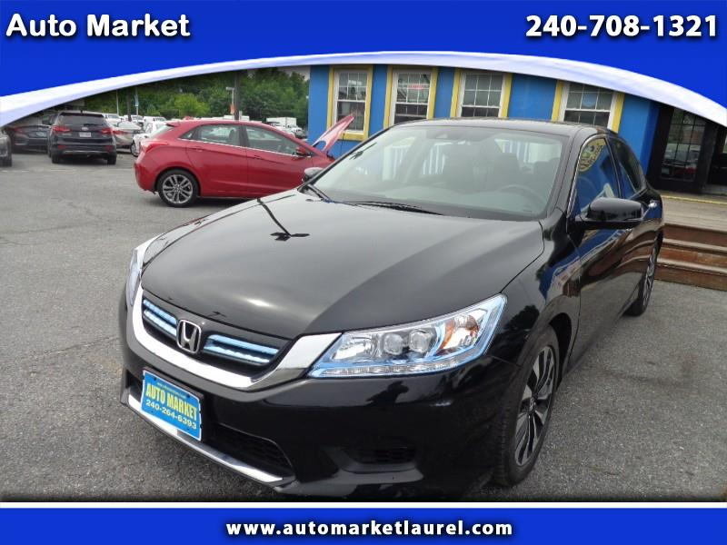 Honda Accord Hybrid Touring 2015