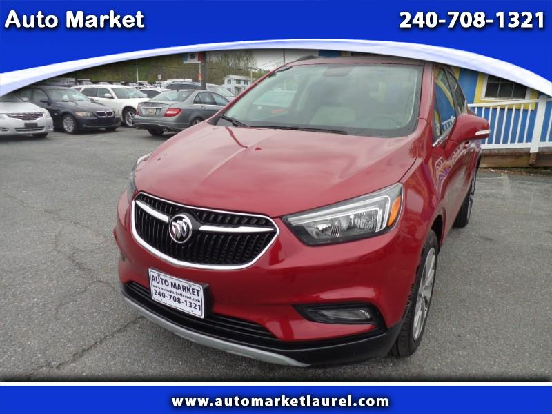 Buick Encore Preferred II FWD 2017