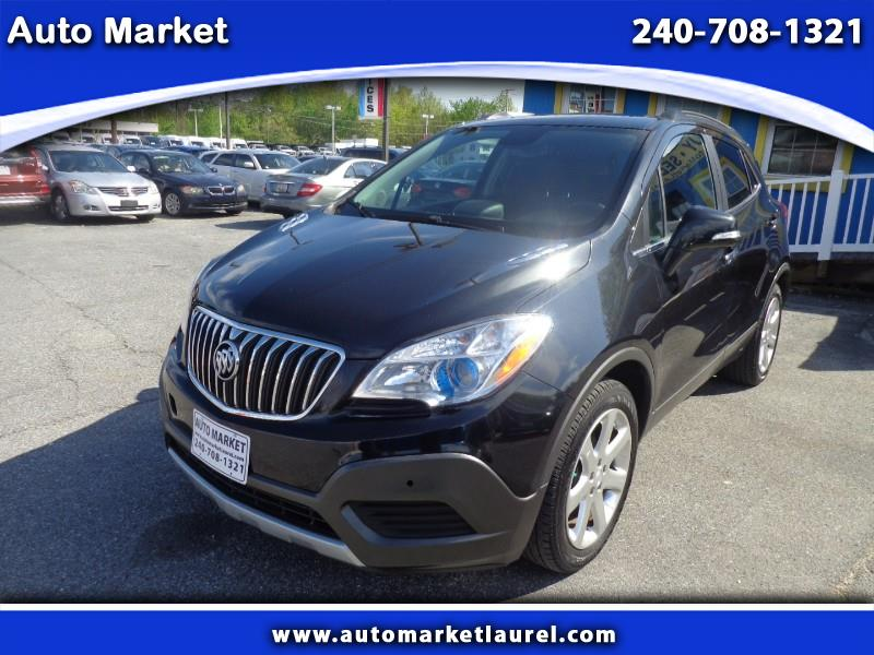 Buick Encore Leather FWD 2015
