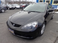2006 Acura RSX Coupe with 5-speed AT and Leather