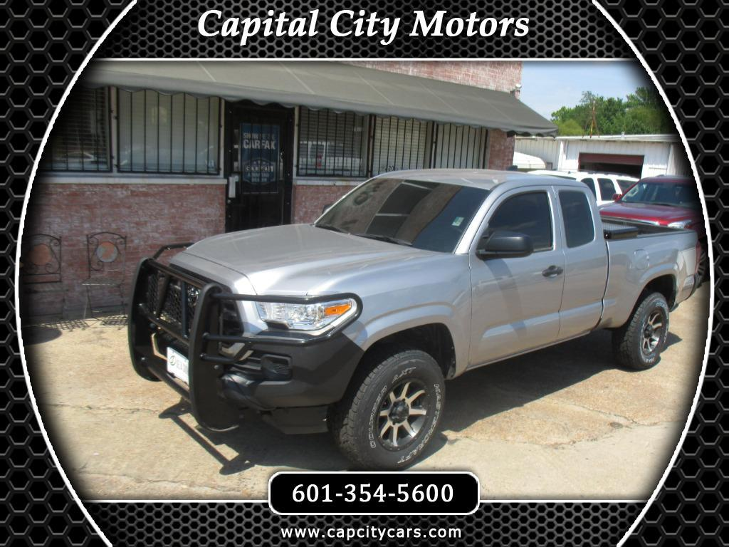2017 Toyota Tacoma SR Access Cab 6' Bed I4 4x4 MT (Natl)