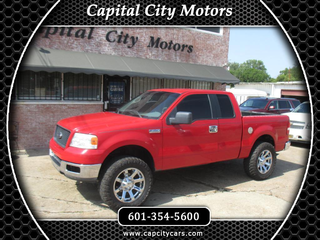 "2005 Ford F-150 Supercab 145"" Lariat 4WD"