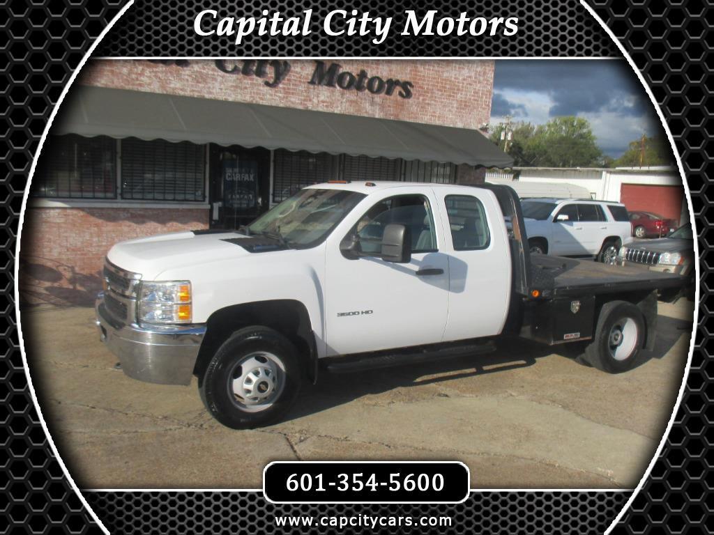 "2013 Chevrolet Silverado 3500HD 2WD Ext Cab 158.2"" Work Truck"