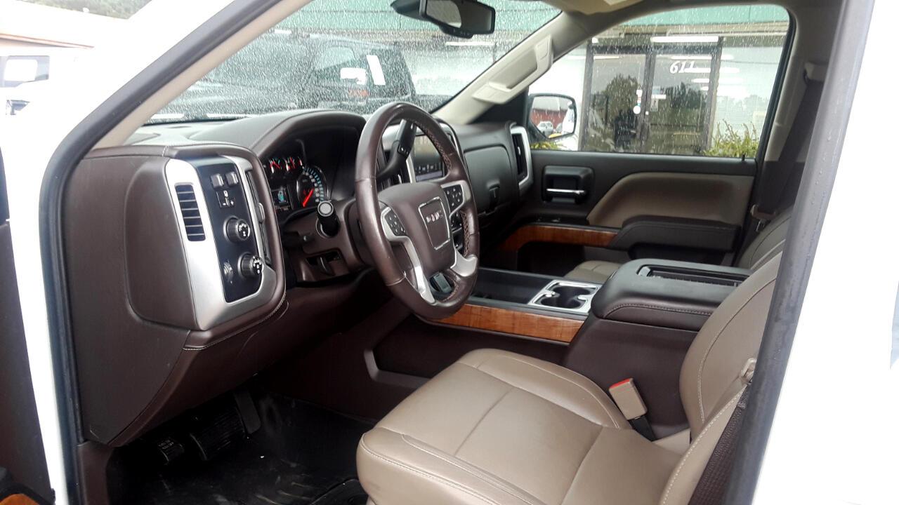 2017 GMC Sierra 1500 4WD Crew Cab 143.5