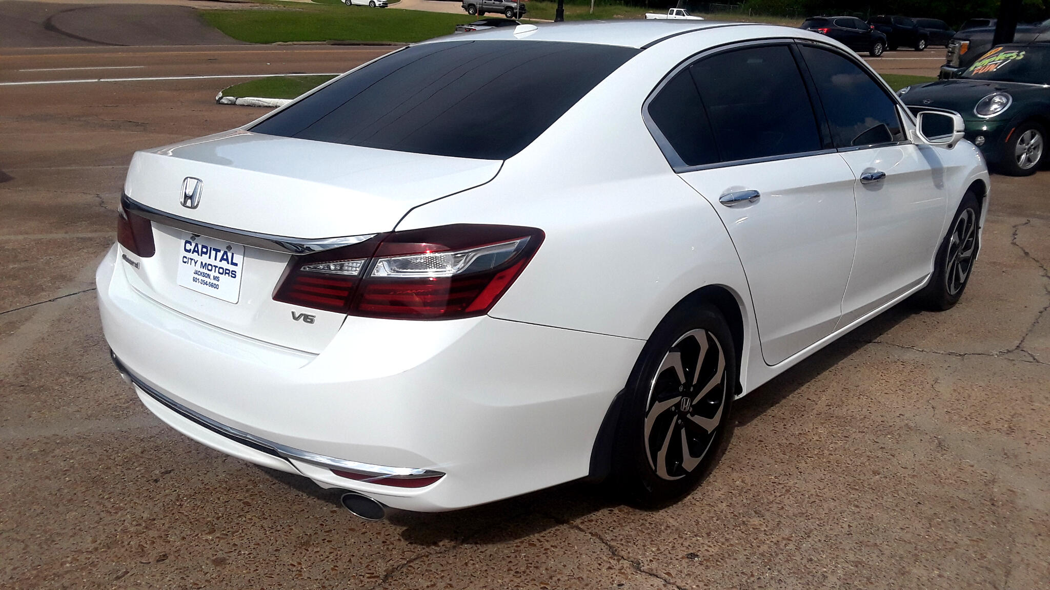 2016 Honda Accord Sedan 4dr V6 Auto EX-L
