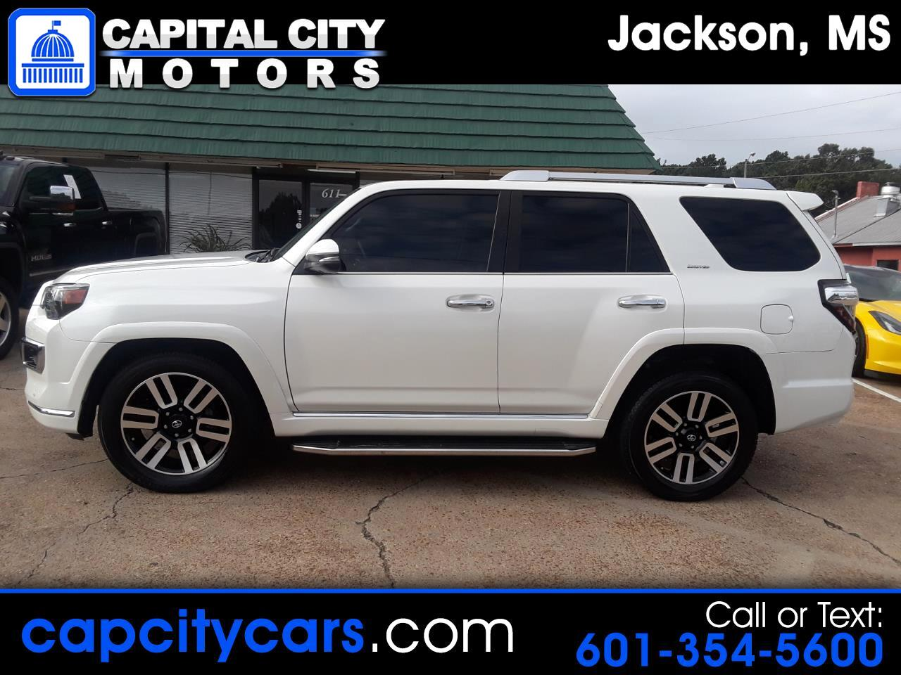 2016 Toyota 4Runner 2WD 4dr V6 Limited (Natl)