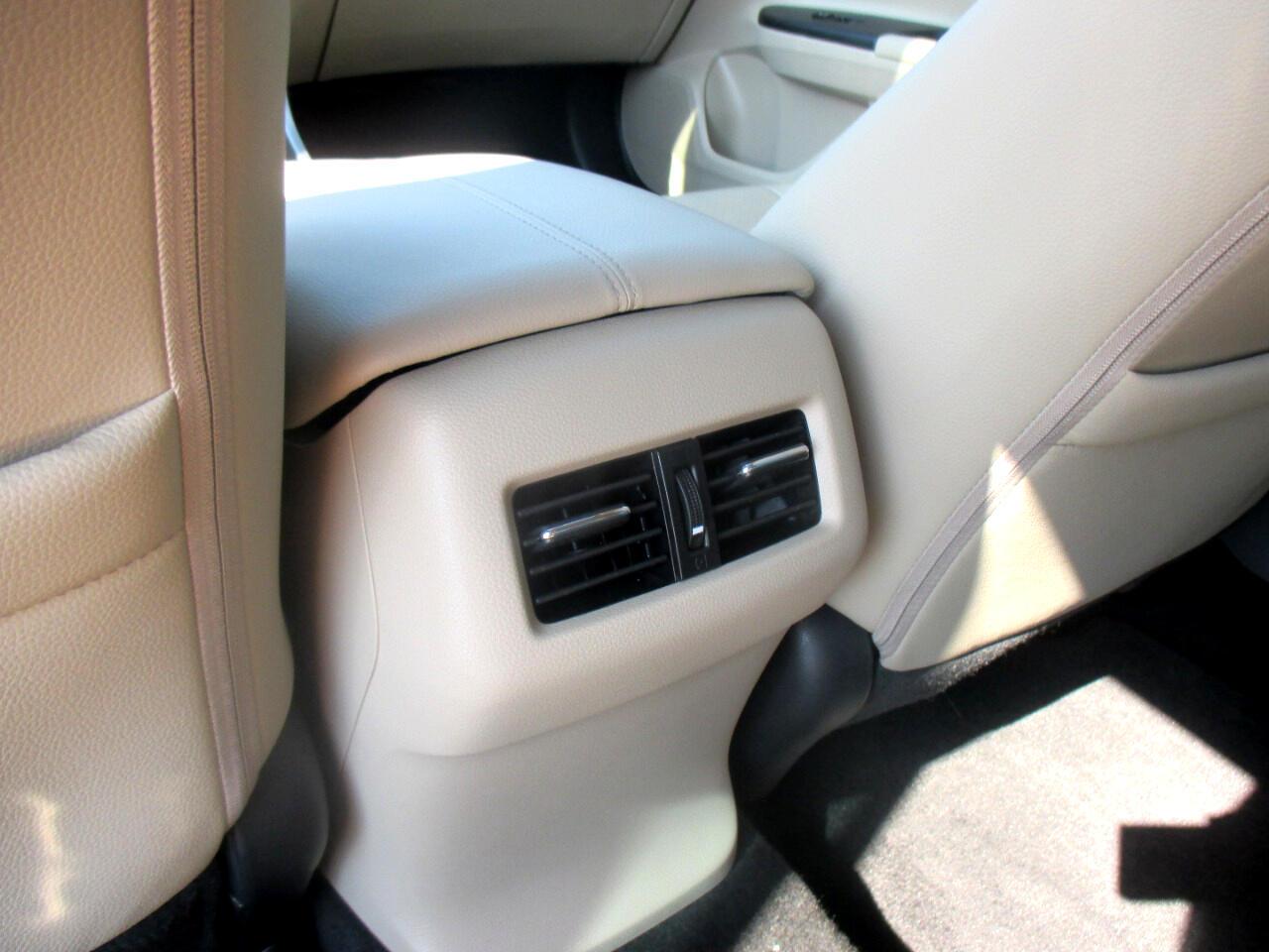 2017 Honda Accord Sedan EX-L CVT w/Navi & Honda Sensing