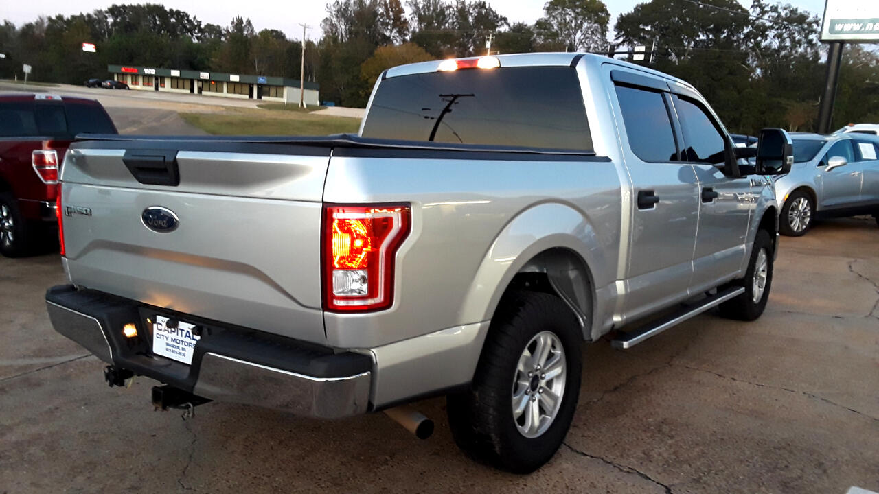 2017 Ford F-150 XLT 2WD SuperCrew 5.5' Box