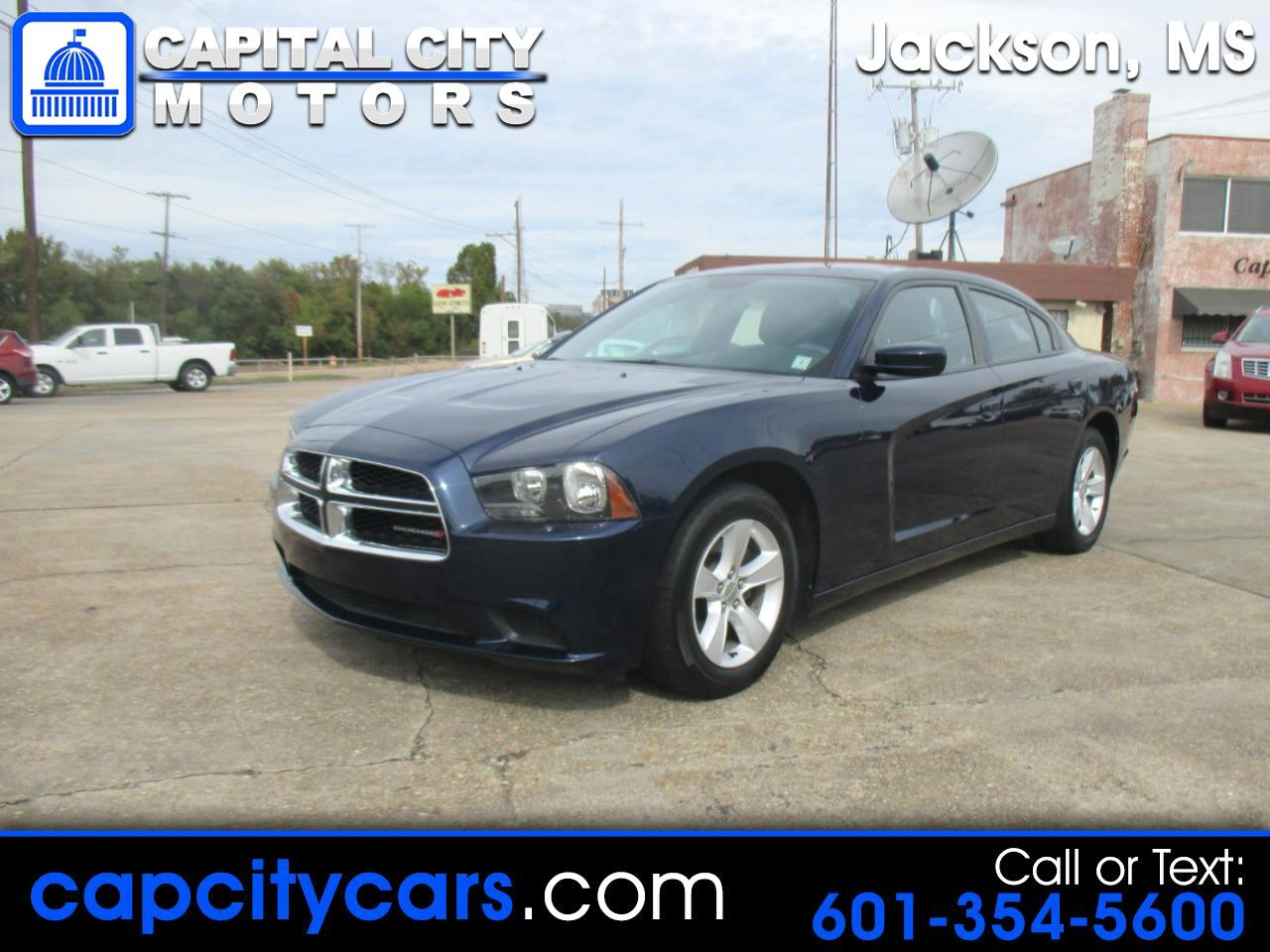 Dodge Charger 4dr Sdn SE RWD 2014