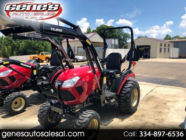 2018 Yanmar Tractor SA324BI-L