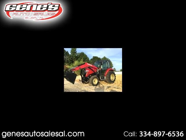 2018 Yanmar Tractor CAB