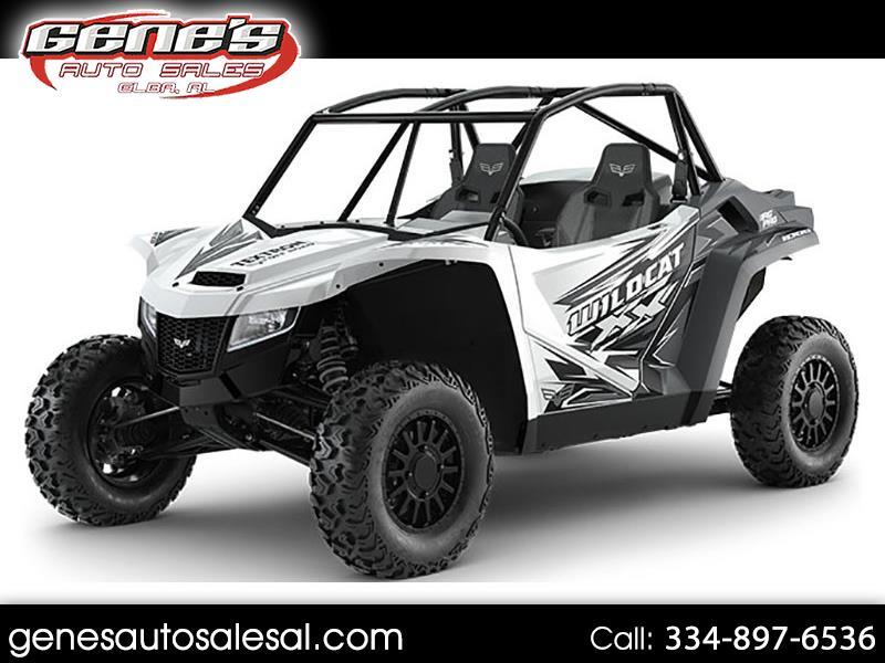 2019 Textron Off Road Wildcat Sport XT