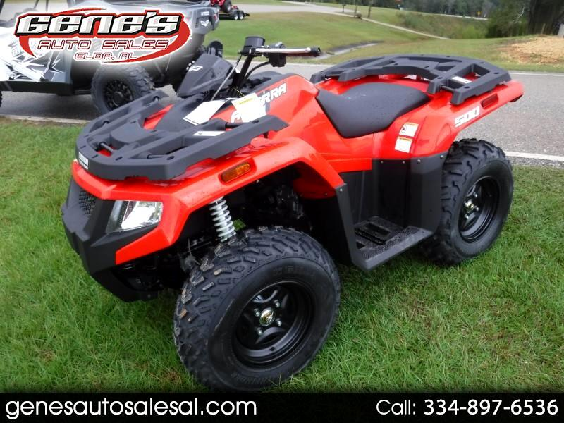 2019 Textron Off Road Alterra 500