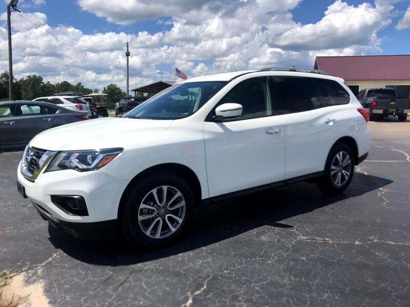 Nissan Pathfinder Platinum 4WD 2018
