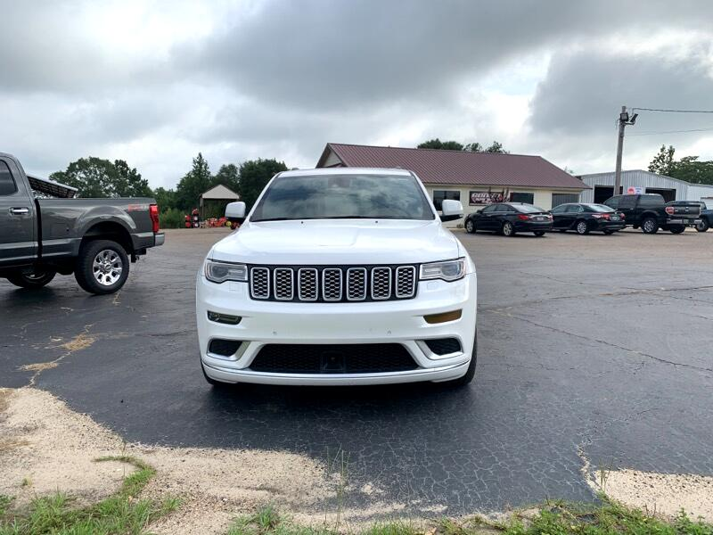 Jeep Grand Cherokee Summit 4WD 2018
