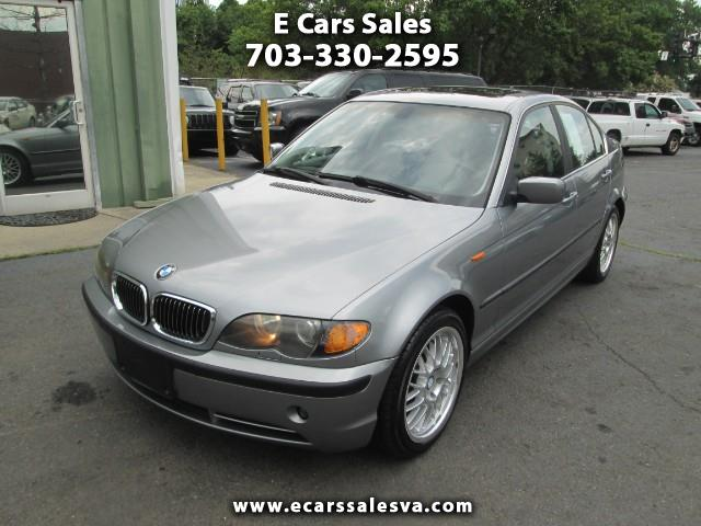 2004 BMW 3-Series 330xi Sedan