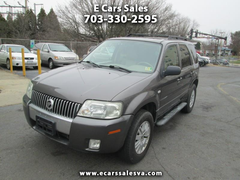 2006 Mercury Mariner Luxury 4WD