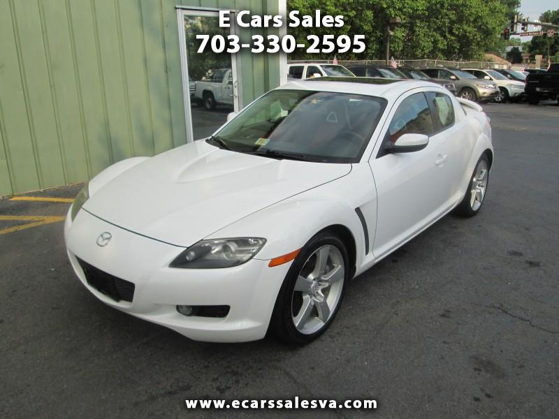 2006 Mazda RX-8 6-Speed