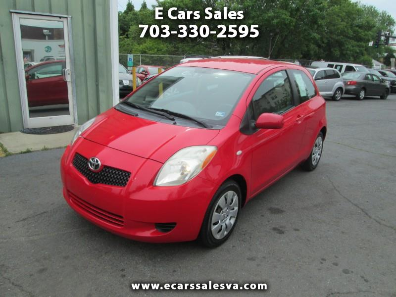 Toyota Yaris 3-Door Liftback 2007