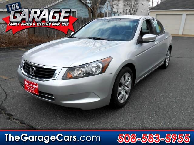 2010 Honda Accord EX-L Sedan AT