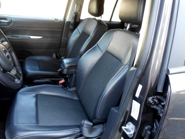 2014 Jeep Compass Latitude 4WD