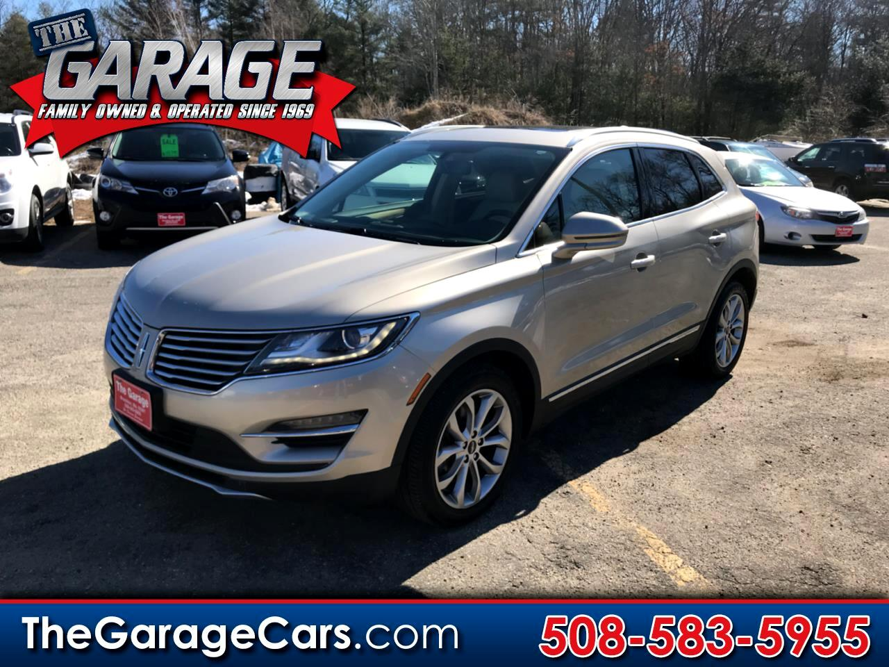 2015 Lincoln MKC AWD