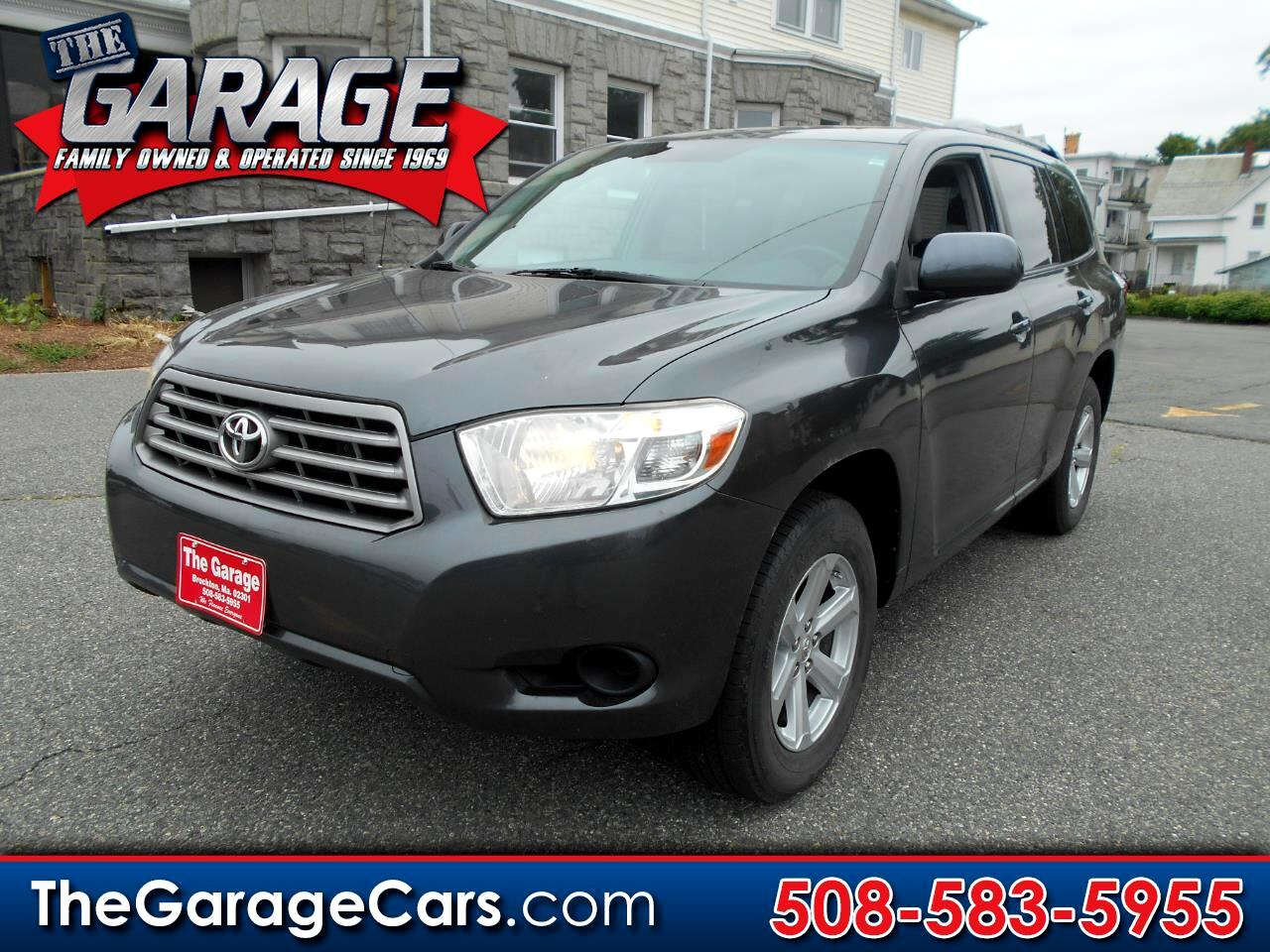 2010 Toyota Highlander Base 4WD