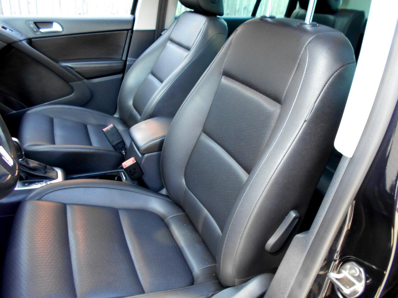 2013 Volkswagen Tiguan 2.0T S 4Motion