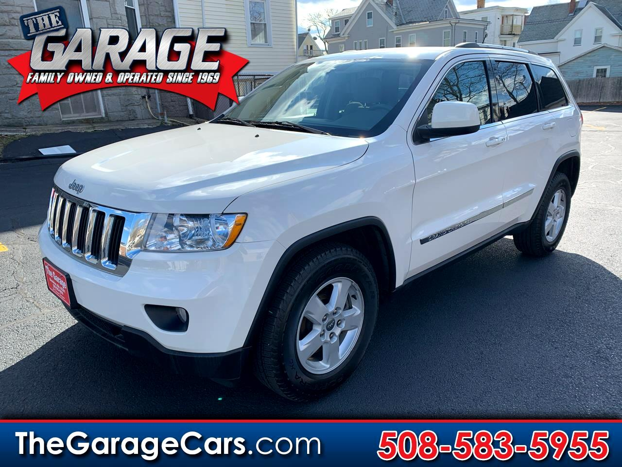 Used 2012 Jeep Grand Cherokee Laredo 4WD for Sale in ...