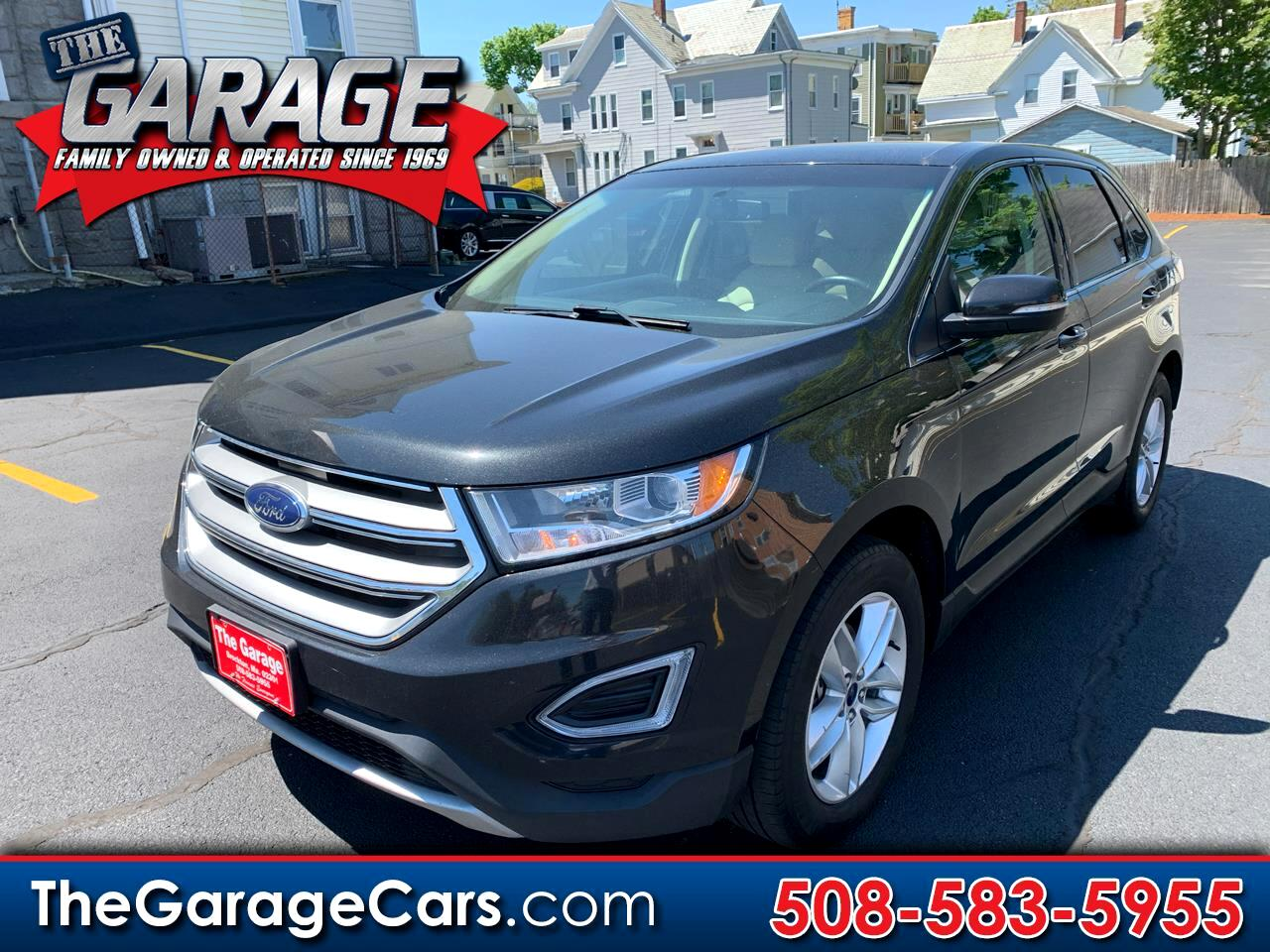 Ford Edge SEL FWD 2015