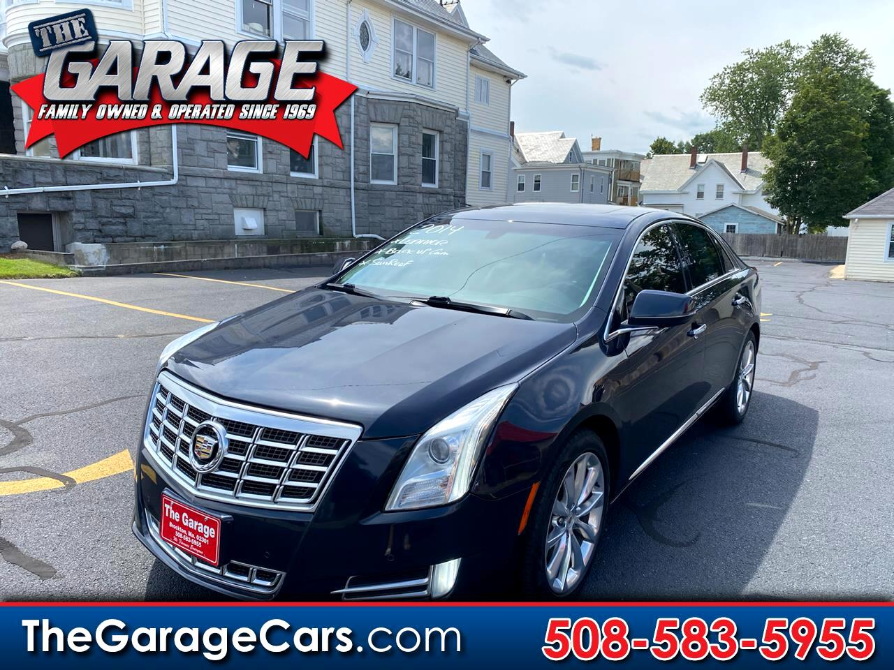 Cadillac XTS Luxury AWD 2014