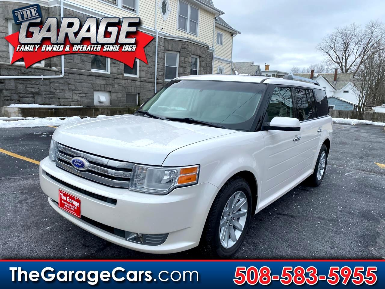 Ford Flex 4dr SEL AWD 2012