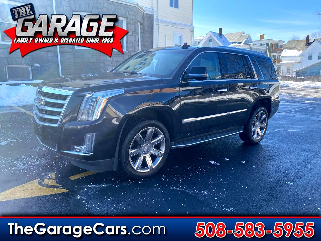 Cadillac Escalade 4WD 4dr Luxury Collection 2016
